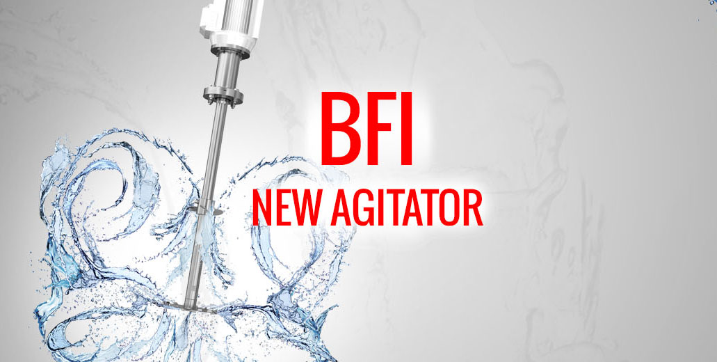 خلاط جديد BFI