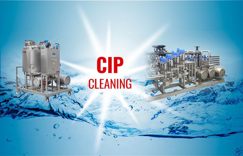 نظام التنظيف في المكان CIP INOXPA  : مزيد من التحكّم والفعالية في عملية التنظيف