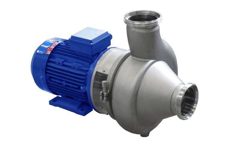 Highly efficient centrifugal pump