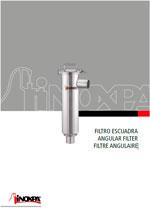 Filtro escuadra / Angular filter / Filtre angulaire