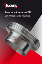 Racores y Accessorios DIN / DIN Unions and Fittings