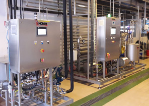 أجهزة-تصنيع-منتجات-الألبان-الألية