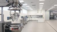 تجديد المرافق. المصنع التجريبى الجديد يفتح للمحاكات.